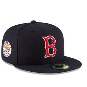 AUTHENTIC New Era Boston Red Sox Sandlot Cap 7 1/8